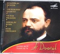 DVORJAK by Richter, Borodin Qrt., Pikaizen, Rusin