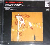 PROKOFIEV, Romeo and Juliet, ballet (2CD)