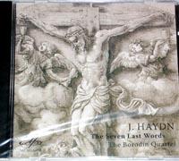 BORODIN QUARTET Haydn, The Seven Last Words
