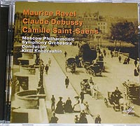 Ravel,Debussy,Saint-Saens by Moscow Phil.Orch