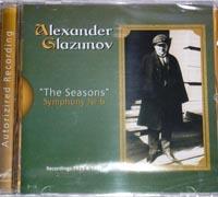 A.GLAZUNOV, The Seasons and Symphony No.6