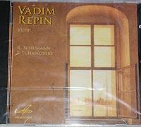 Vadim REPIN, Violin plays Shumann, Tchaikovsky