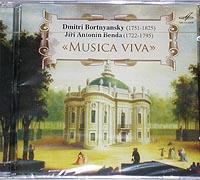 D.Bortnyansky & J.Benda by MUSICA VIVA