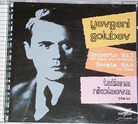 Yevgeni GOLUBEV by Tatiana Nikolaeva, Piano