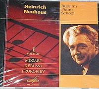 Russian Piano School: Heinrich NEUHAUS