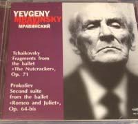 E.Mravinsky. Music of Tchaikovsky, Prokofiev