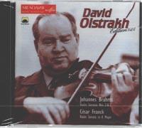David Oistrakh plays Brahms, Cesar Franck