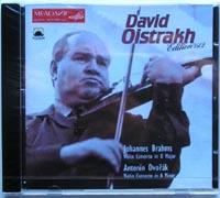 David Oistrakh plays Brahms & Antonin Dvorjak