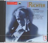 S.Richter plays music of Robert Schumann