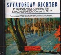 S.Richter plays music of Thaikovsky & Rachmaninov