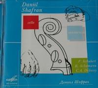 Daniil SHAFRAN Cello plays Shubert, Shumann