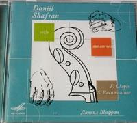 Daniil SHAFRAN Cello plays Chopin, Rachmaninov
