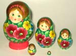 Fields of Flowers Matreshka