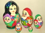 Snow White Matreshka