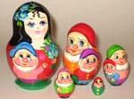 Snow White Matreshka