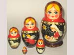 Nativity Scenes Matreshka