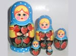 Strawberries Fields Matreshka